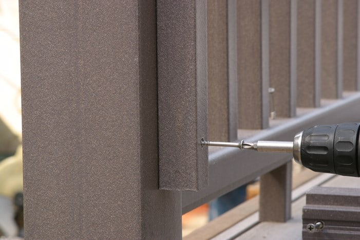 TimberTech Composite Technology Easy Installation