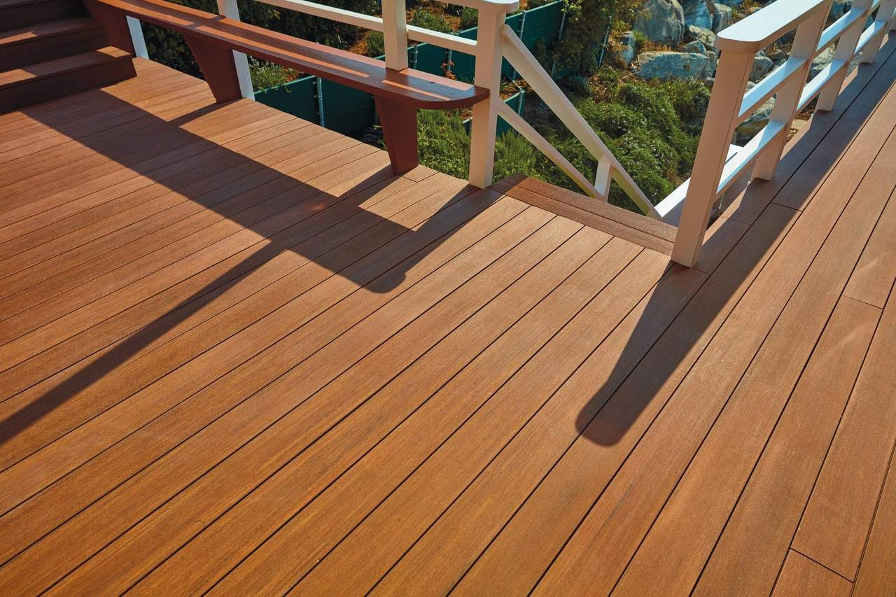 Tips For Storing And Handling Composite Decking