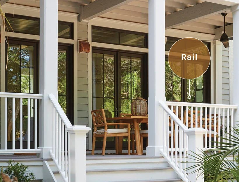 Inspiring Front Porch Ideas For Your Home Timbertech