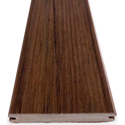 LEGACY Pecan TimberTech Sample
