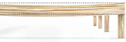 Deck Joist Reverse Crowned Joist