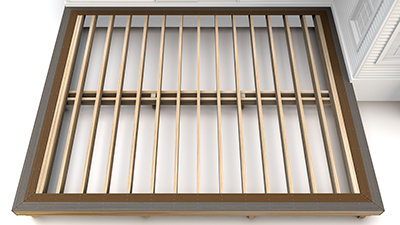 Double Picture Frame Fastening - Fasten Frame Boards