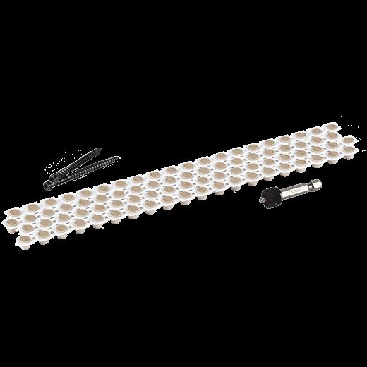 Fastener Cortex® for AZEK® Transparent
