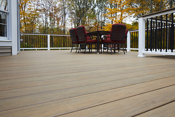 Best durable deck material TimberTech PRO Legacy Collection