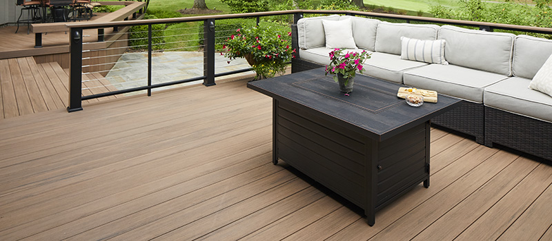 Deck Renovation Ideas with TimberTech