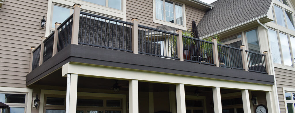 Anatomy of a Deck by TimberTech