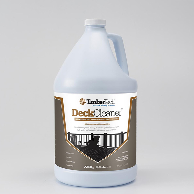 TimberTech Deck Cleaner Product - Deck Accessories