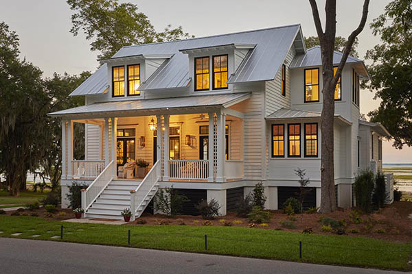 Home remodeling ideas featuring a front porch