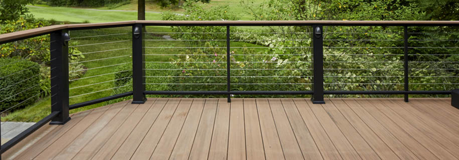 How to extend a deck for a full resurface