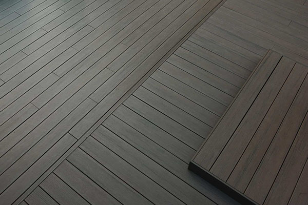 How to extend a deck with full resurfacing