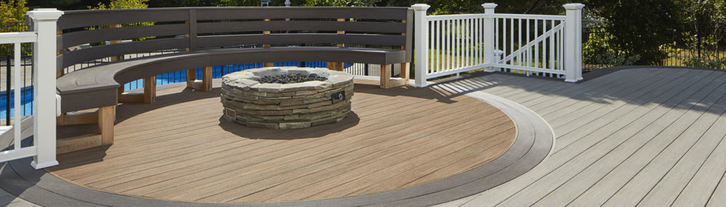 Low maintenance decking reviews by TimberTech