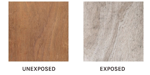 The best wood for outdoor deck builds will fade or discolor