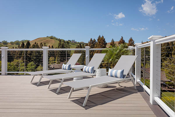 TimberTech AZEK decking delivers superior performance