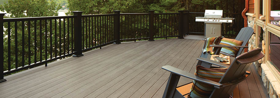 TimberTech decking is superior to wood