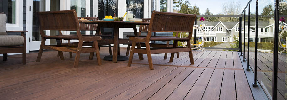 TimberTech decking offers the best value for the cost