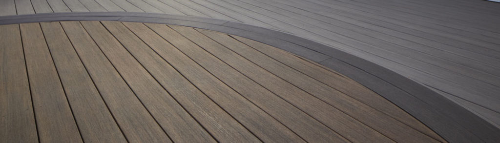 Engineered decking by TimberTech surpasses wood