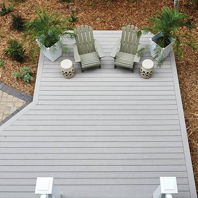 Back deck designs considerations include substructure framing