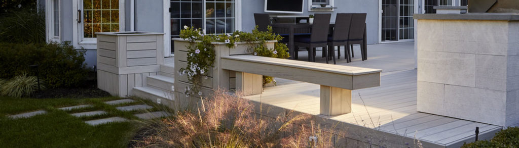 DIY composite deck project guide by TimberTech
