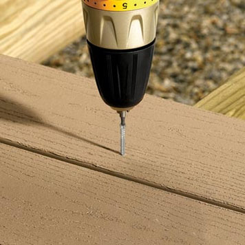 TOPLoc top-down fastener application with a drill