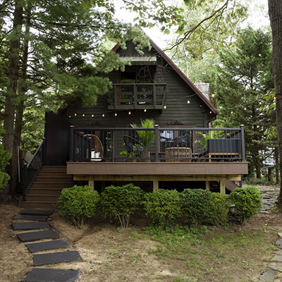 Home architecture affects your deck layout