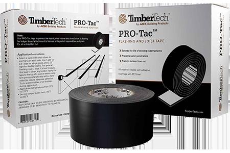 TimberTech PRO-Tac Flashing & Joist Tape