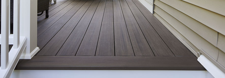 Why deck board thickness matters