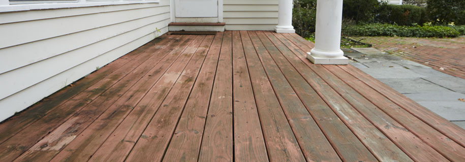 Find out how often wood decks should be replaced