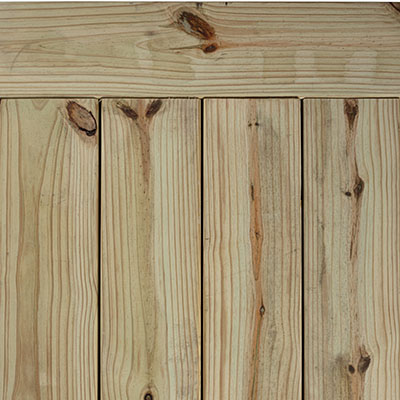 Answer how long does decking last in terms of pressure treated lumber