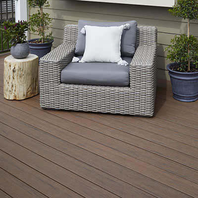 Answer how long does decking last in terms of capped composite decking