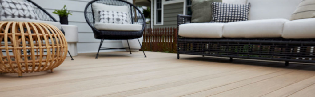 Material options for decking boards