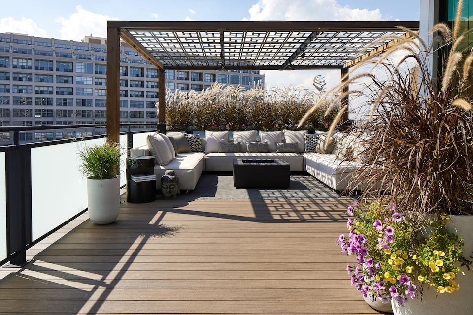7 Rooftop Deck Ideas To Elevate Your Space Timbertech